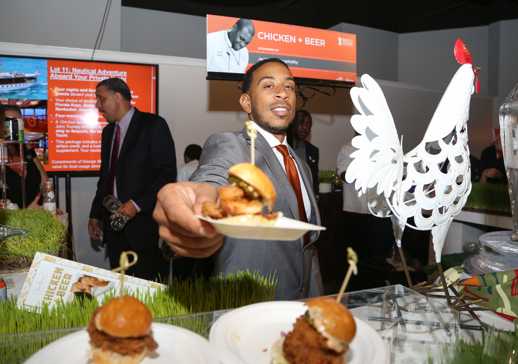 Atlanta's Taste of the Nation - No Kid Hungry Culinary Events