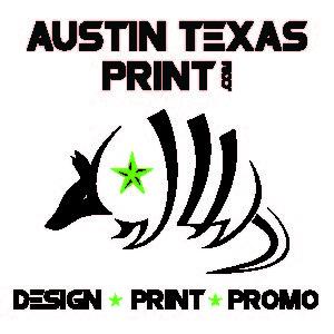 Austin Texas Print
