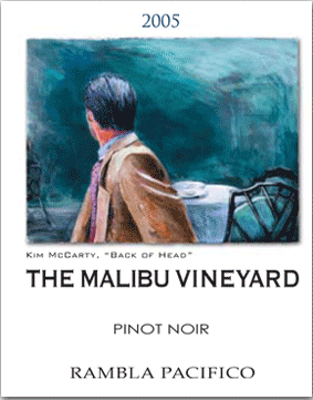 The Malibu Vineyard