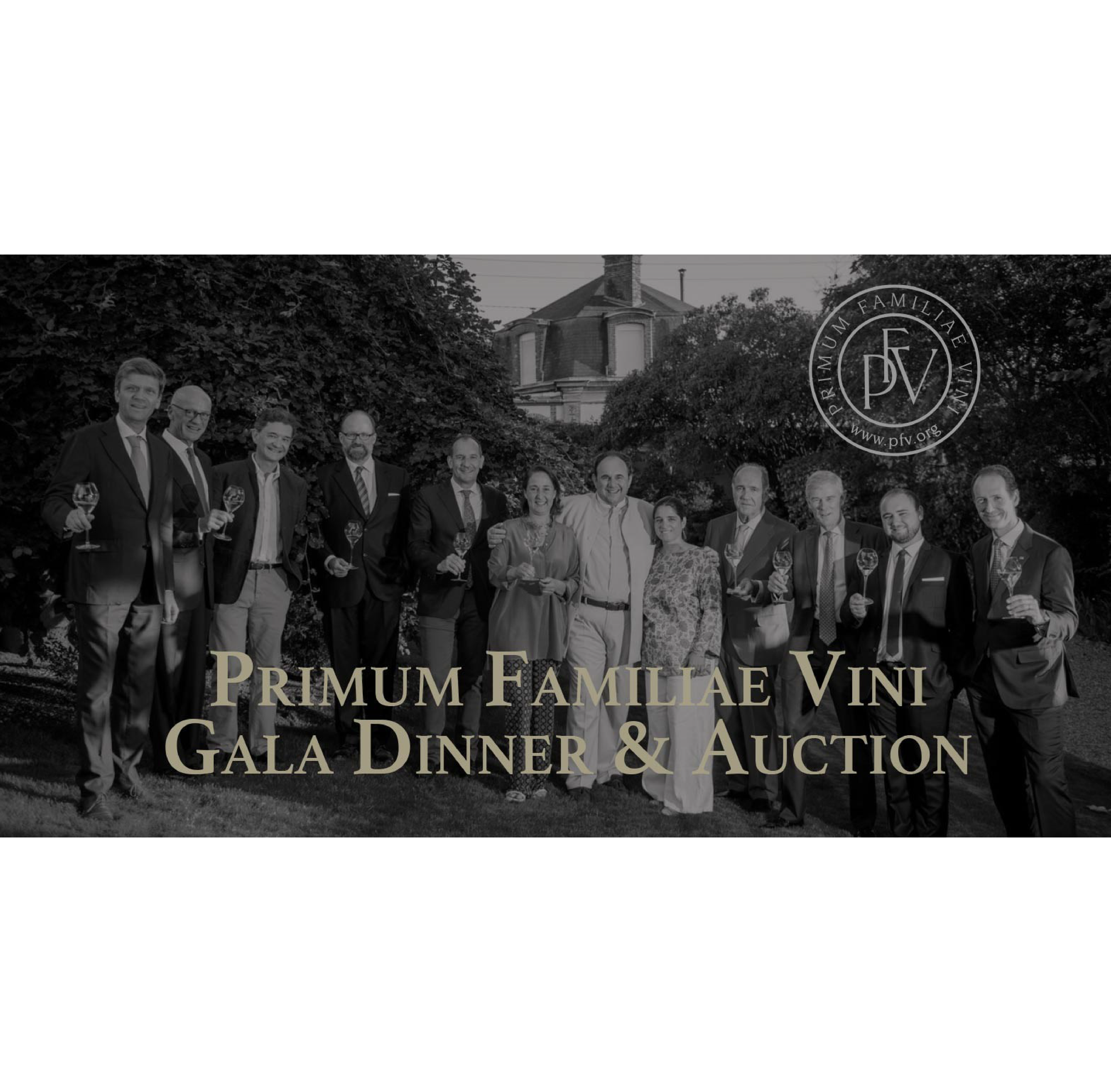Primum Familiae Vini Gala Dinner & Auction - No Kid Hungry Culinary Events